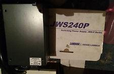 LAMBDA JWS240P-24 24V 10A 20A Pico MODEL fuente de alimentación