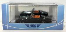 Voitures, camions et fourgons miniatures verts Neo Scale Models en résine