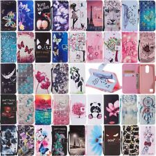 For LG K20 Plus/ K20 V/ K10 2017/ LV5 Wallet Card Holder Leather Flip Case Cover