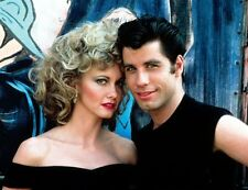 Grease Cast Movie Large Poster  24inx36in