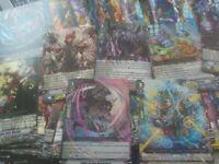 Cardfight Vanguard: Butterfly d'Moonlight Card Lot