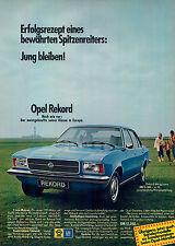 Opel-Rekord-4türig-1975-Reklame-Werbung-genuineAdvertising-nl-Versandhandel
