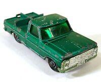 Matchbox Series Superfast 50 Kennel Truck 1969 Vintage Toy Car Diecast M394