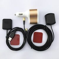 GPS Signal Amplifier Antenna Receiver for iPhone Android Phone Car Navigation