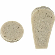 """""""Comfees"""" Cushion Earring Pads 12 Count Pack Clip On Shape Light Taupe Color"""