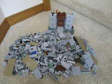 LEGO tlotr The Battle of Helm's Deep 9474 no minifigures ladder missing pieces