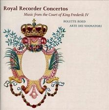 Royal Records Concertos, New Music