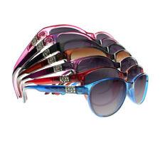 Women Multi-Colors Rhinestone Cat Eye Reader Tinted Lens Reading Glasses New
