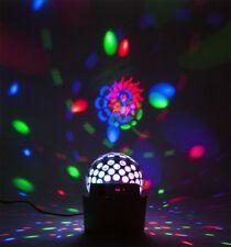 IBIZA STARBALL-GB LED Lichtkugel 36W Lichteffekt DMX Fernbedienung Disco DJ NEU