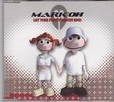 Mark Oh-Let This Party Never End cd maxi single