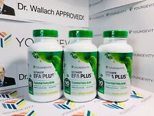 Youngevity EFA PLUS (3) pack Dr. Wallach's premium essential fatty acid blend