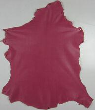CM1079 1 PEAU DE CUIR D'AGNEAU NAPPA PERFORE ROSE