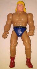 Blow Mold Wrestling Figure MOTU KO Wrestler Sports Toy He-Man Hulk Hogan