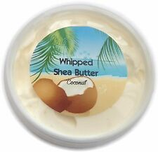Coconut Whipped Shea Butter 280ml & FREE 50ml Travel Size Tin