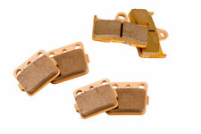Brake Pads for Yamaha Grizzly 660 YFM660 2002-2008 Front and Rear by Race-Driven