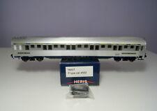 Heris H0 18007 - Carrozza letti tipo P delle FS, matricola 4552