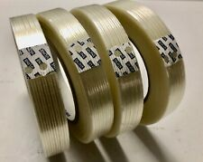 ULINE FILAMENT  STRAPPING TAPE, CARTON SEALING TAPES