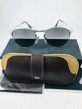 adc3231dba Authentic Persol Sunglasses 7649 S 1068 M3 Matte Silver Polarized 53