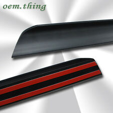 Unpainted BMW E30 3-Series Saloon Rear Boot Trunk Lip Spoiler 84-86