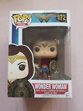 Wonder Woman Pop Heroes 172 Vinyl Figure New Funko DC Comics Heroes Series
