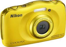 Nikon Waterproof Compact Digital Cameras