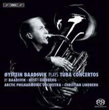 Oystein Baadsvik Plays Tuba Concertos, New Music