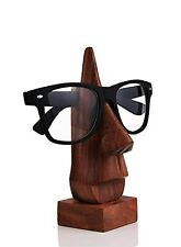 Wooden Eyeglass Stand Spectacle Holder Handcrafted Chirstmas Gift