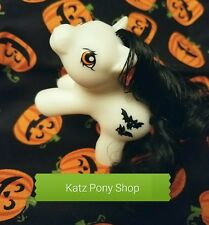 Custom My Little Pony ~*BABY BATTY BOO*~GLOW in the Dark Halloween G1 Style!