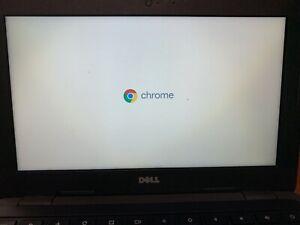 "Dell Chromebook 11 3180 11.6"" P26T Celeron N3060 2GB RAM 16GB SSD Chrome OS - 1"
