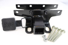 2018 Jeep Wrangler JL Trailer Tow Hitch Receiver and Plug 82215209 New Mopar OEM
