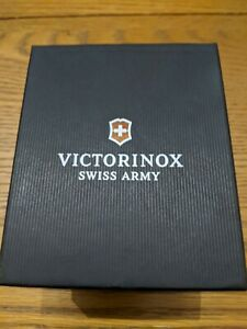 Victorinox 241515 Swiss Army Men's Original Grey Nylon Strap Watch