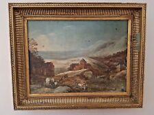 De Momper, copie, reproduction, paysage panoramique