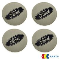 NEW GENUINE FORD FOCUS 02-05 MONDEO 00-07 ALLOY WHEEL CENTER CAPS COVER 4PCS SET