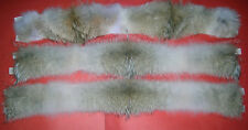 "30"" COYOTE FUR COLLAR/STRIP/PARKA HOOD/JACKET HOOD/RUFF/TRIM"