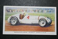 Mercedes Benz 6000cc    Vintage Motor Racing Card # VGC