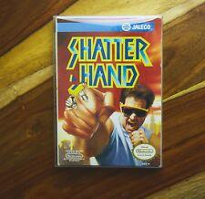 Shatterhand Nintendo Entertainment System CIB Complete Box Manual VERY NICE