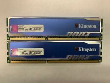 *LOT OF 2* 2GB DDR3 PC3-12800U KINGSTON KHX1600C9D3K2/4GX