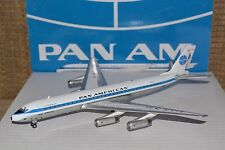 "Aviation 200 1/200 Scale Pan Am DC-8-62 ""Jet Clipper Golden Light"", N1803, NIB"
