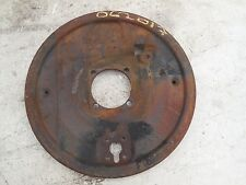 PORSCHE 356 BRAKE PROTECTIVE PLATE DUST BACKING REAR DRUM 356A A RIGHT