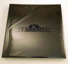Black Die-Cut Record Jackets (Pack of 10)