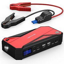 DBPOWER 600A 18000mAh Tragbare Auto Starthilfe Anlasser Autobatterie Powerbank