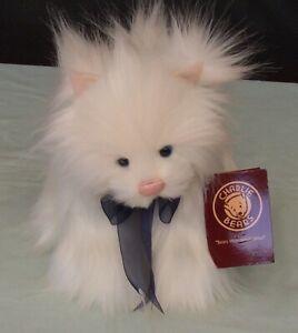 Charlie Bears Sparkles Retired  2017 Plush Cat Bear Winter Wonderland Collection
