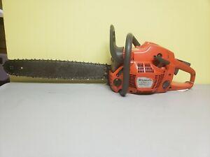 Husqvarna 455 Rancher 3.5 HP Gas Chainsaw