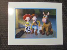 1999 TOY STORY 2 Walt Disney 11x14 Lithograph Print NM 9.4 in Envelope