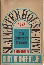"KURT VONNEGUT ""Slaughterhouse-Five"" SIGNED First Printing of the FIRST EDITION"