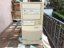 Windows 98SE Desktop Italdata Pentium 3 866 Mhz Slot 1 con 2 Slot Isa Retrogames