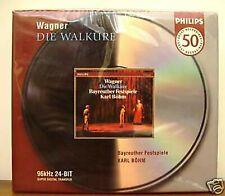 WAGNER DIE WALKURE 4 CD BOHM