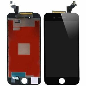 DISPLAY SCHERMO IPHONE 6S PLUS NERO PER APPLE TOUCH SCREEN LCD RETINA VETRO 6 S