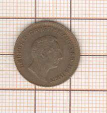 Germany Baden 1/2 kreuzer 1852 Nice quality !