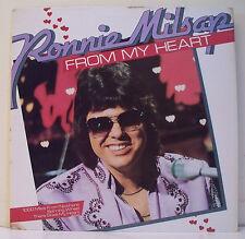 """33 tours Ronnie MILSAP Disco De Vinilo LP 12"""" FROM MY HEART - WEST 16299 RARO"""